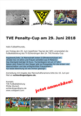 2018 tve penalty cup
