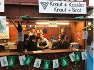 Krautfest Hütte 2019